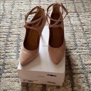 Lewit Suede Stilettos Size 40